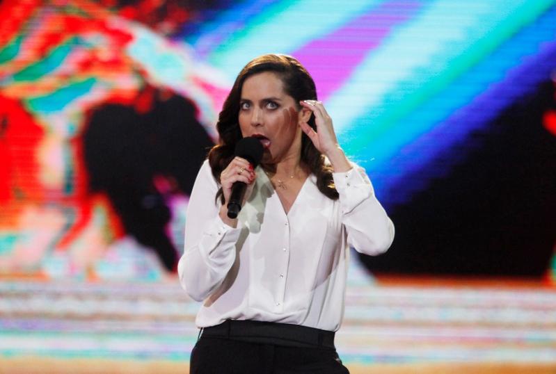 Natalia Valdebenito en Viña 2016