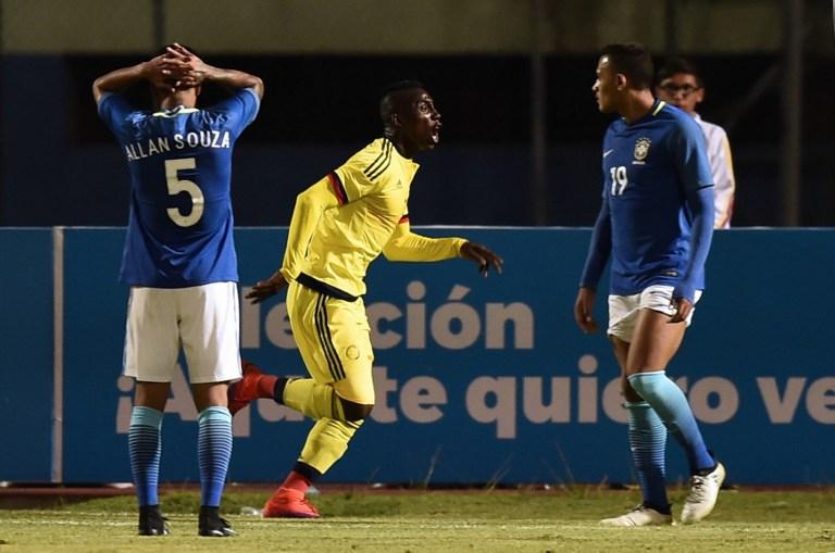 Colombia avanzó a la fase final del Sudamericano Sub-20
