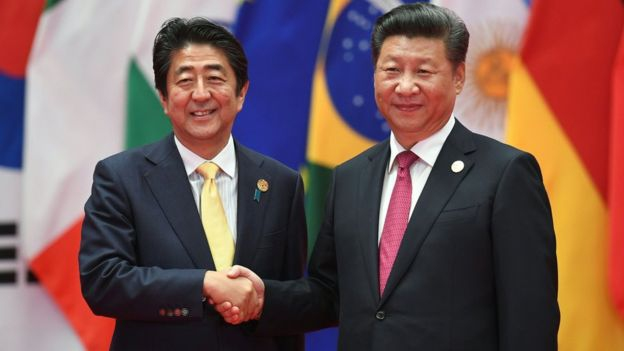 ¿Permitirá Japón que China se una al TPP?
