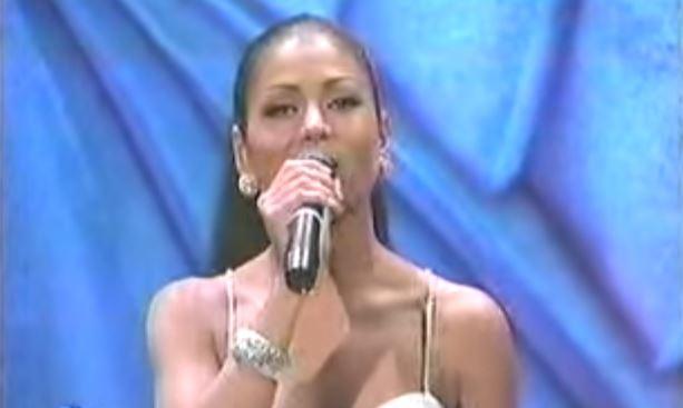 Patricia Manterola coanimó una noche en Viña 1996 y luego otra jornada en Viña 2002