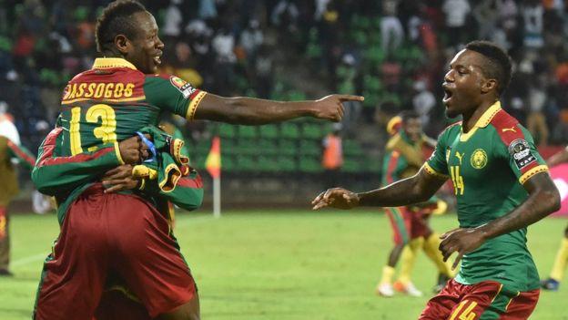 Camerún sorprendió a Ghana y buscará su quinta título en la Copa Africana, torneo que no gana desde 2002.