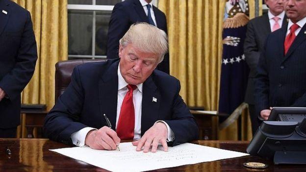 La deportación de García de Rayos se llevó a cabo bajo la estipulación de una nueva orden ejecutiva de Donald Trump.
