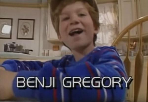 benji gregory википедия