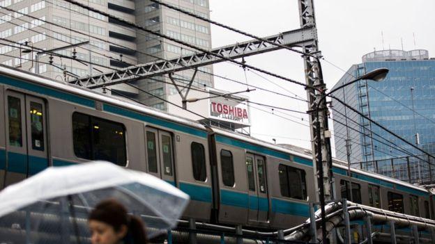 Varios gigantes empresariales japoneses están en problemas.