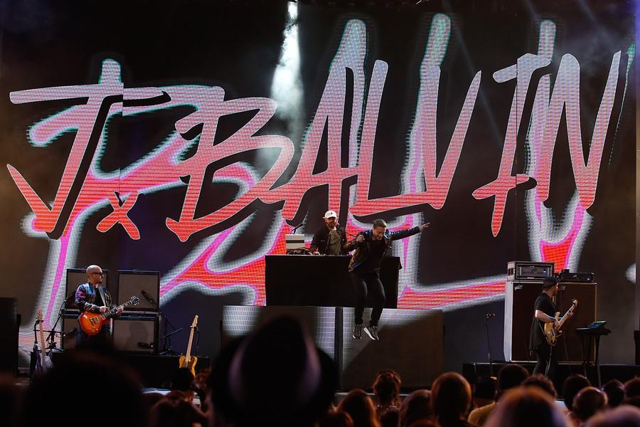 J Balvin en Viña 2017