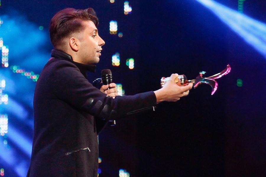 Fabrizio Copano triunfó en el humor de Viña 2017