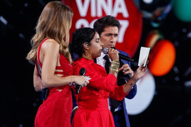 Danay Suárez fue premiada igualmente