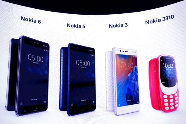 Los nuevos Nokia 6, 5 y 3 tienen sistema operativo Android 7.