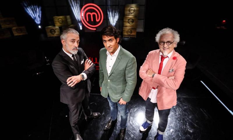 """Este es el nuevo trío de jurados de """"MasterChef Chile"""""""