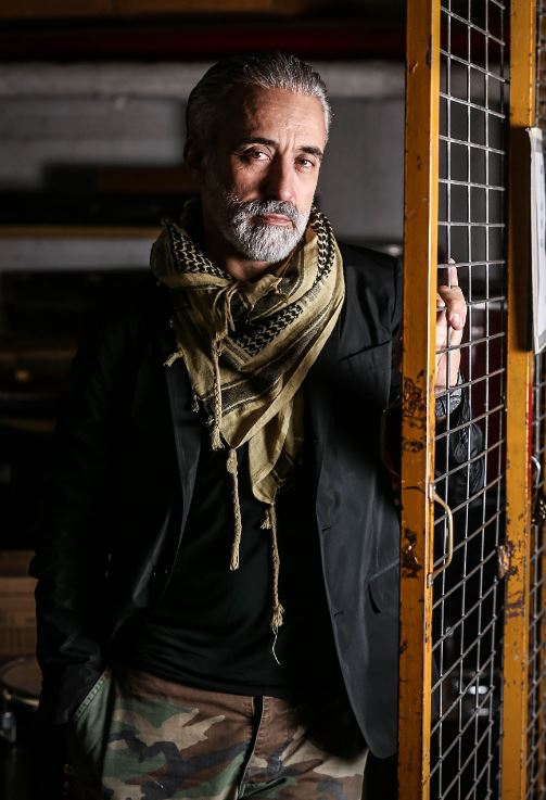 Sergi Arola llega desde España a Chile para estar en el 13