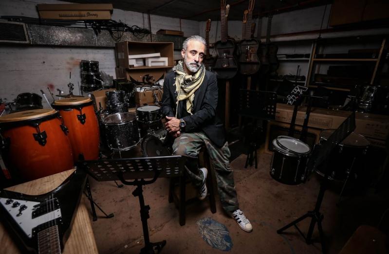 Sergi Arola tiene una faceta musical detrás