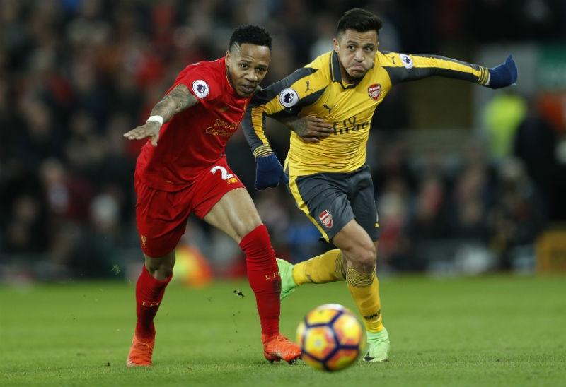 Liverpool venció a Arsenal en el plato fuerte de la jornada
