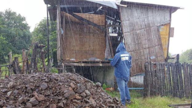 La provincia de Guayas, en Ecuador, ha sido una de las más afectadas.