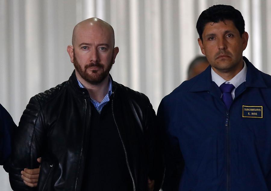 Rafael Garay deposita $500 mil a tribunal para