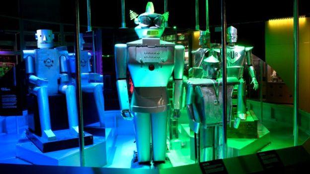 En estos días, el Museo de Ciencia de Londres dedica una exhibición al avance de la robótica.
