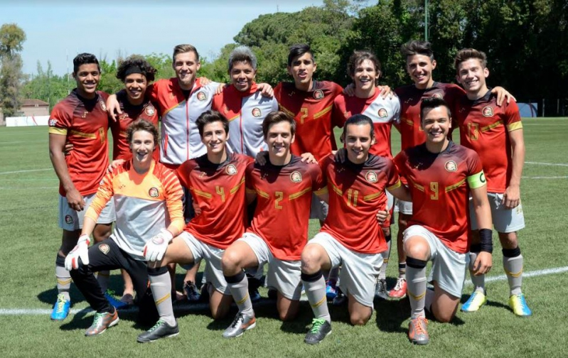 """""""O11ce"""" ha llevado el mundo del fútbol a las series"""