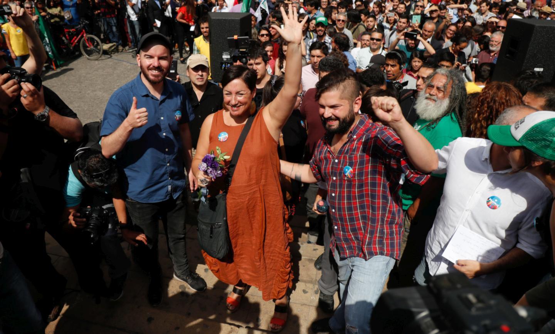 Partido Humanista proclama a Beatriz Sánchez como su abanderada