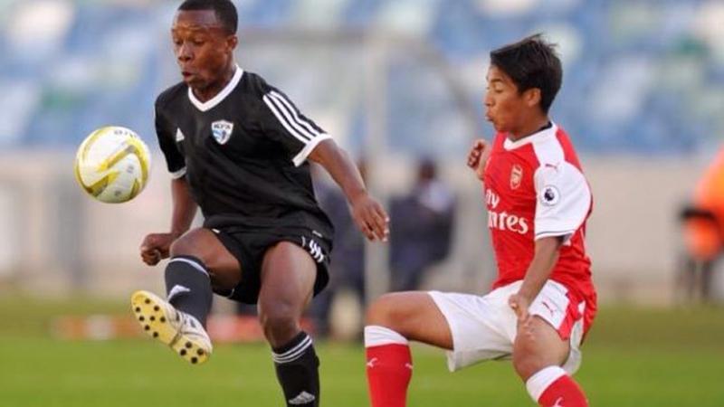 Arsenal le ofrece contrato profesional al joven Marcelo Allende   Tele 13