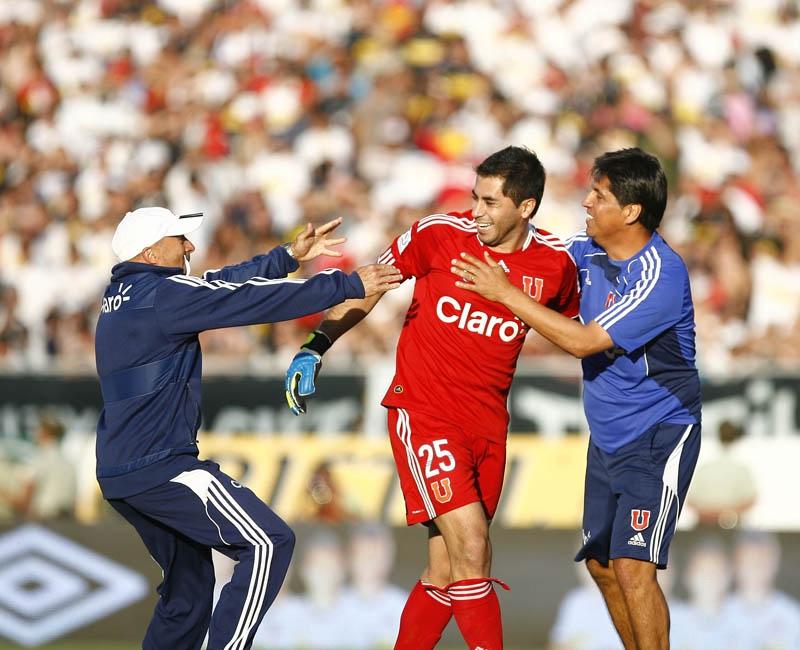 Johnny Herrera sobre Jorge Sampaoli: