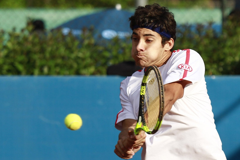 peralta christian singles Atp world tour scores scores, draws christian garin singles ranking prize money singles & doubles combined.