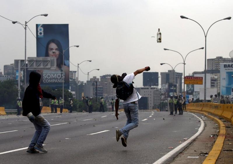 Ya son 20 los muertos por las protestas en Venezuela