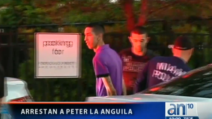 Detienen a Peter