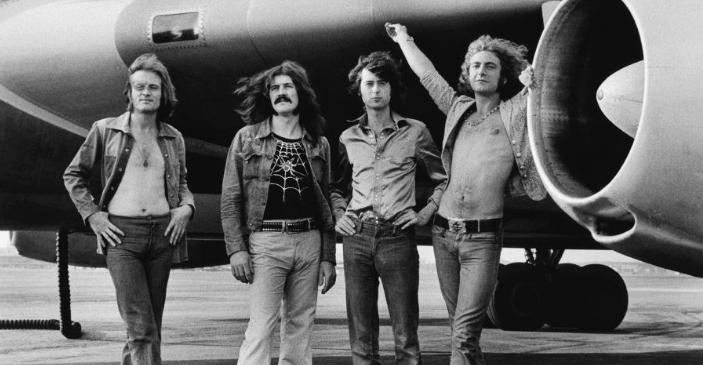 Robert Plant da posible pista de una reunión de Led Zeppelin