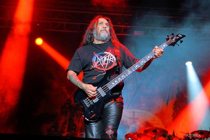 Slayer - @fotorockchile