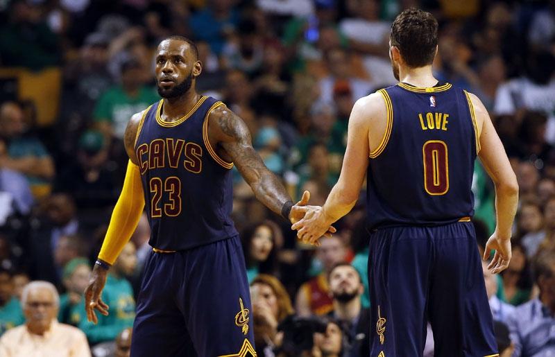 Cleveland Cavaliers vencen a Boston Celtics y dejan 2-0 la final de la Conferencia Este