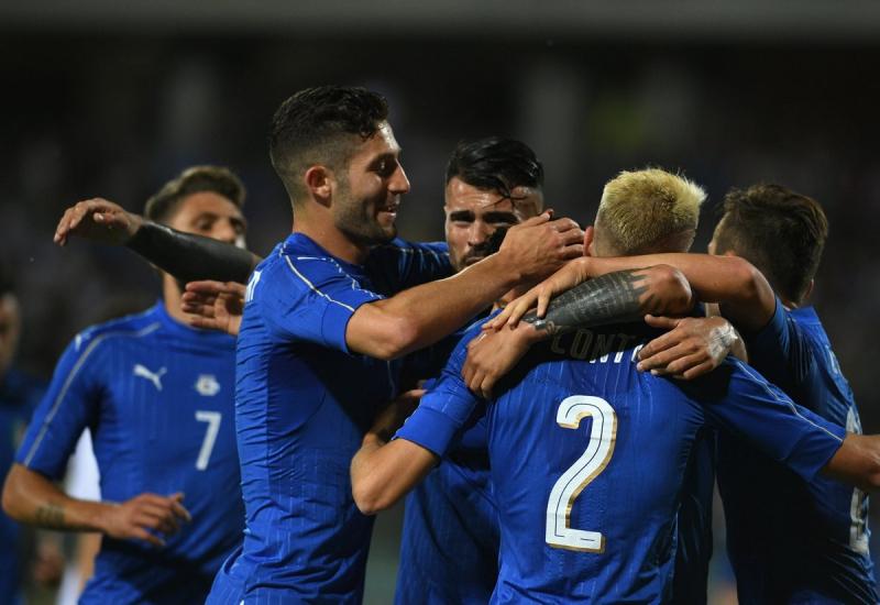 Italia vence 8-0 a San Marino en duelo amistoso