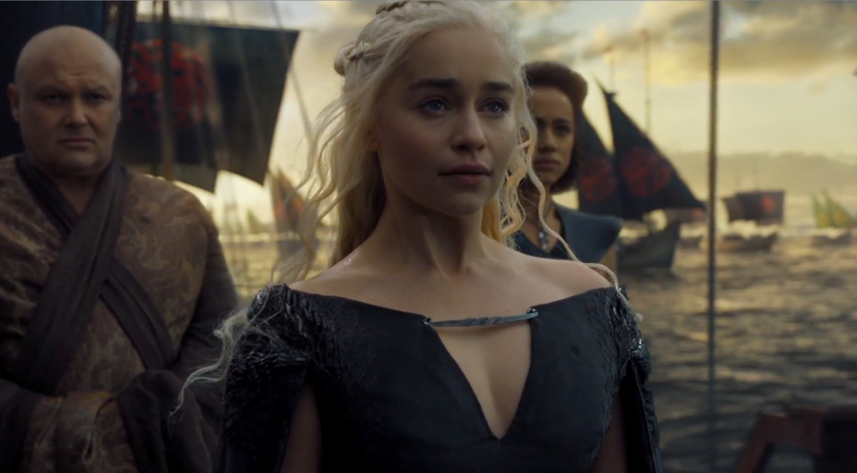 Filtran detalles del primer episodio de la séptima temporada — Game of Thrones
