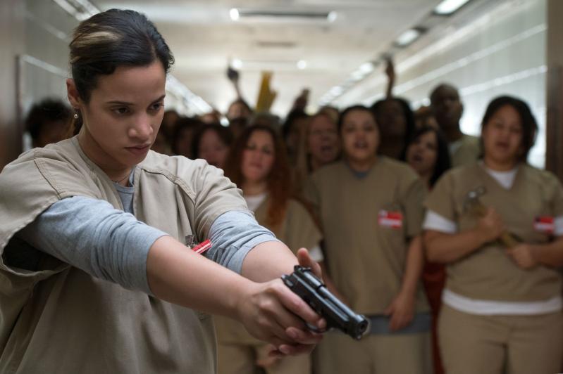 Actrices de Orange is the new black adelantan la nueva temporada