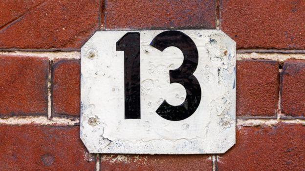 Para muchos el número 13 trae mala suerte, pero para otros no.