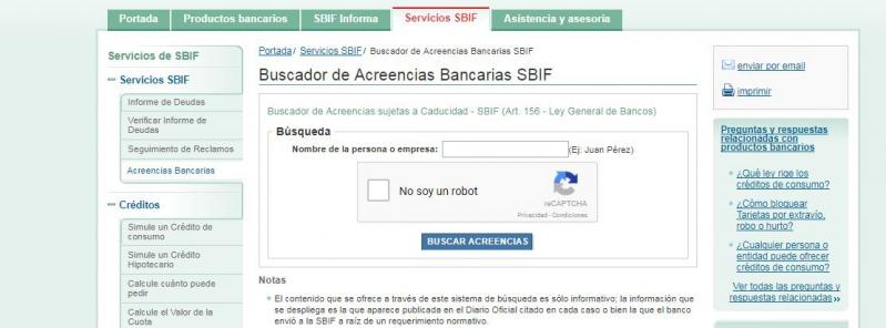 Acreencias Bancarias: Revisa si tienes dineros olvidados
