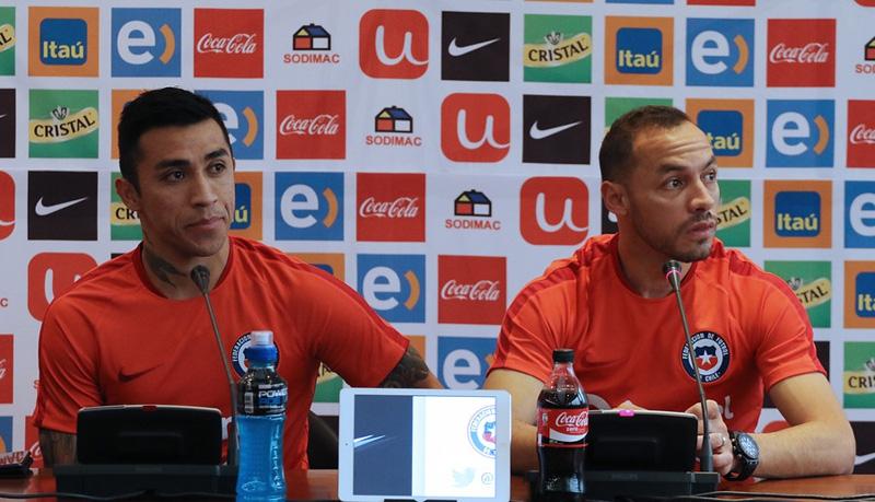 Marcelo Díaz se suma a críticas al VAR
