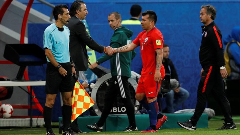 Chile empató con Australia y en las semis jugará ante Portugal