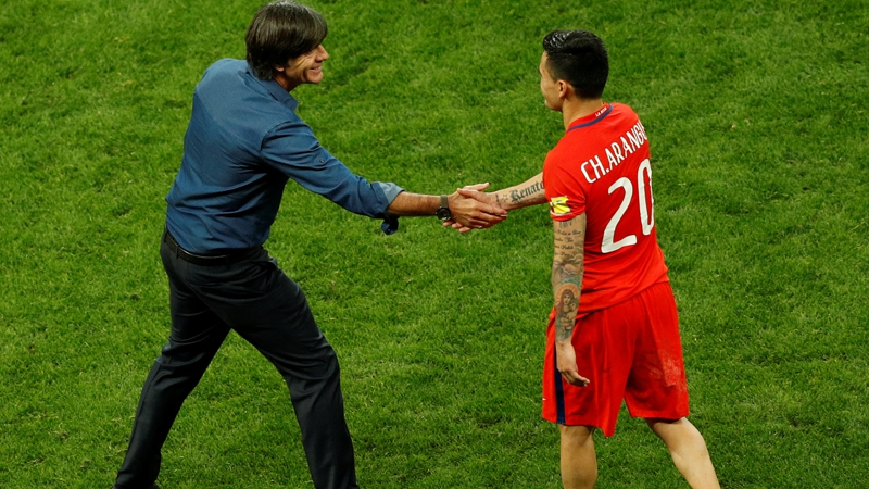 La Roja es de clase mundial — Joachim Löw