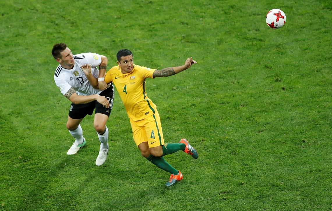 Alemania y Chile clasificados a semifinales de la Copa Confederaciones
