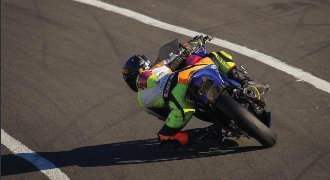 La motociclista Milenka Cvitanovic se quedó con el Campeonato Latinoamericano de Velocidad