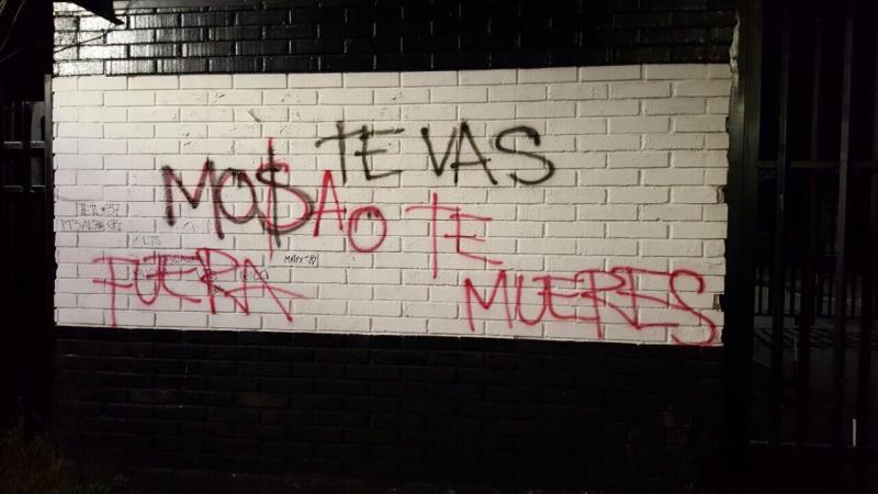Blanco y Negro iniciará acciones legales por amenazas contra Aníbal Mosa