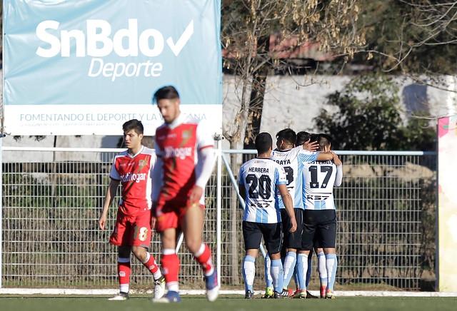 Con goles y expulsados Magallanes iguala ante Curicó Unido en Copa Chile