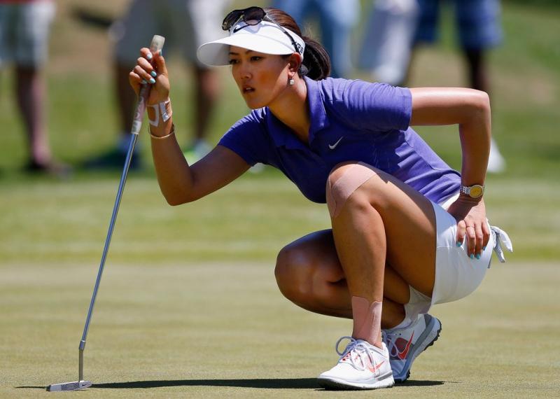 detallado venta usa online Promoción de ventas Polémico código de vestimenta en el golf femenino en EE.UU ...