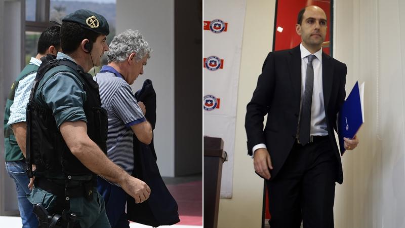 El nombre de Sergio Jadue apareció en investigación por corrupción en el fútbol español