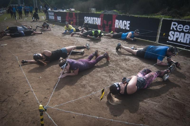 Más de 2.500 personas participan en nueva versión de Reebok Spartan Race