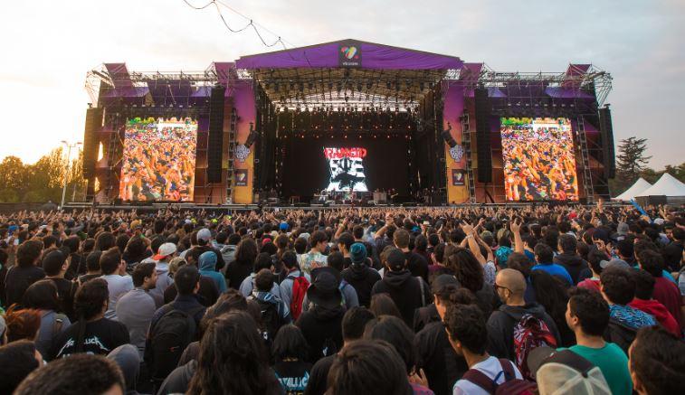 Lollapalooza Chile 2018 se extenderá a 3 días