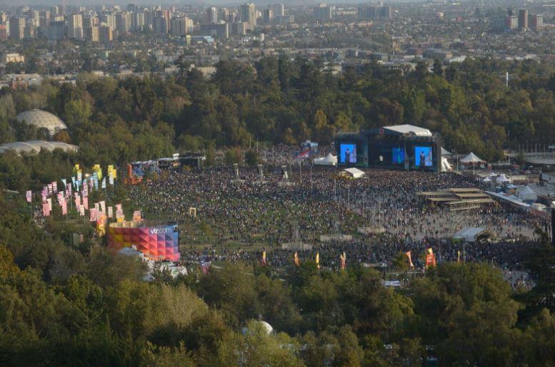 Lollapalooza Chile sigue creciendo