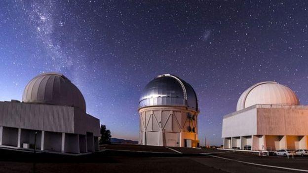 Crean el mapa más preciso del lado oscuro del universo