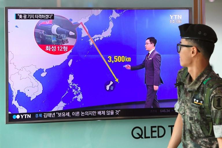 EU y Corea del Sur preparan maniobras ante amenaza de Norcorea