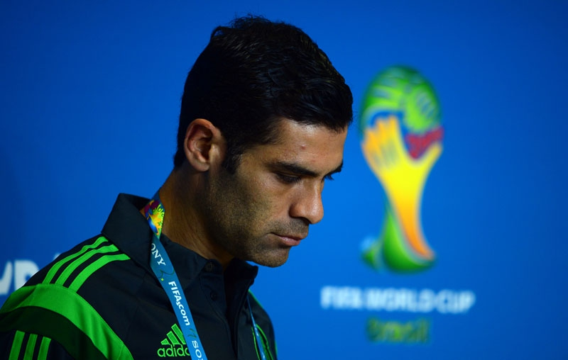 Estados Unidos sanciona a futbolista mexicano Rafa Márquez por lazos con narcotráfico