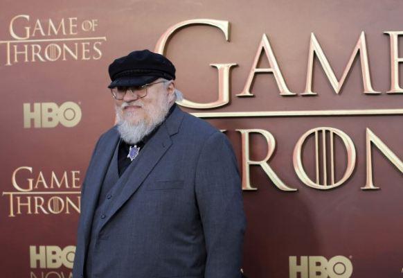Autor de Game of Thrones tiene problemas para terminar el sexto libro